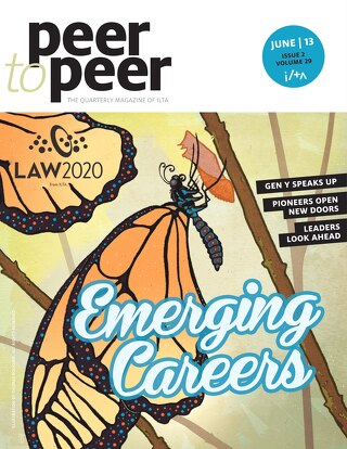 Emerging Careers (Summer 2013)
