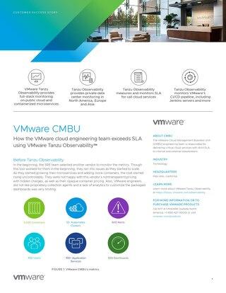 VMware CMBU