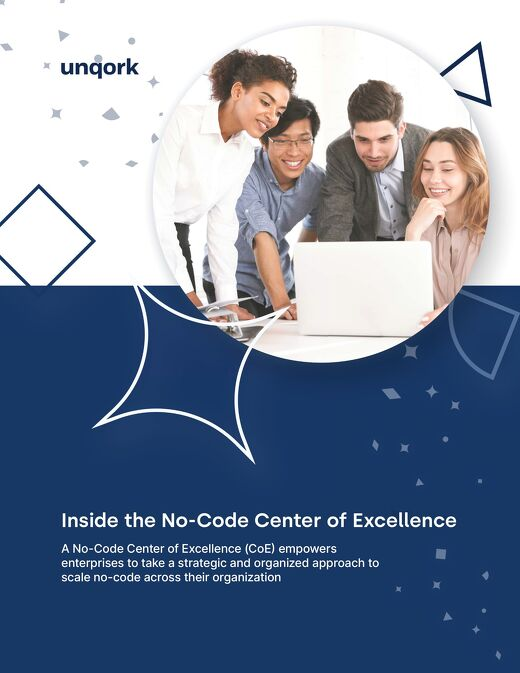 The No-Code Center of Excellence