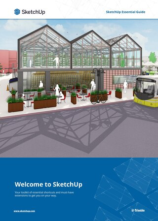 SketchUp Essential Guide for Architecture