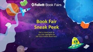 Book Fair Sneak Peek Fall 2021