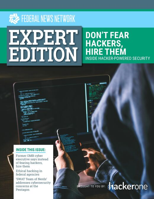 Federal News Network: Don't Fear Hackers, Hire Them.