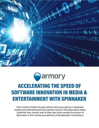 Accelerating the Speed of Software Innovation in Media and Entertainment with Spinnaker