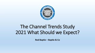 Channel Trends 2021