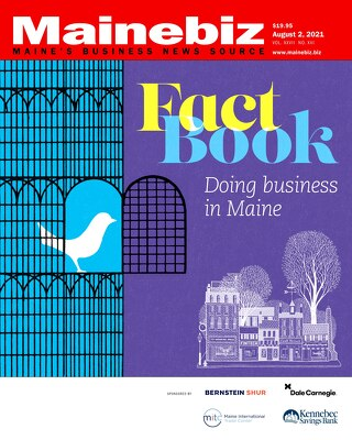 Fact Book: Doing Business in Maine 2021