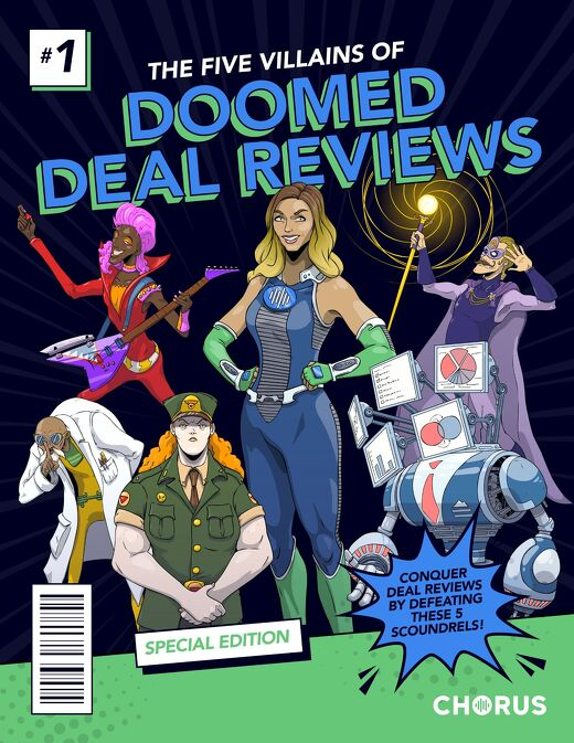 The 5 Villains of Doomed Deal Reviews