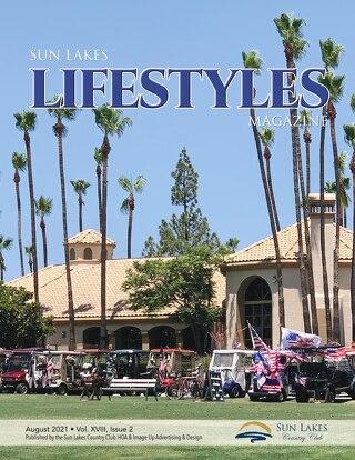 Sun Lakes Lifestyles August 2021
