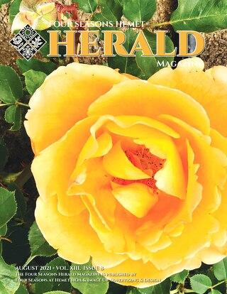 Hemet Herald August 2021
