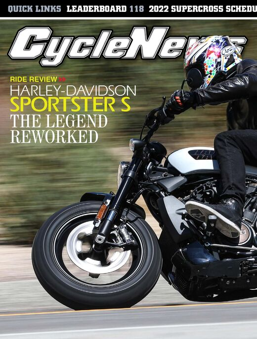 Cycle News 2021 Issue 30 July 27