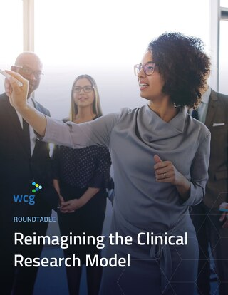 Reimagining the Clinical Research Model