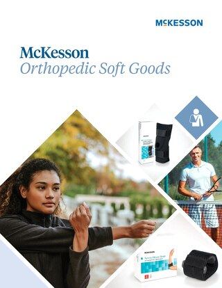 McKesson orthopedic soft goods