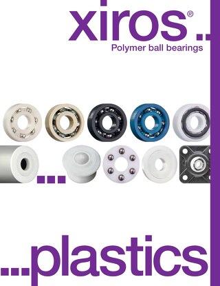 xiros ball bearing 2021 catalog