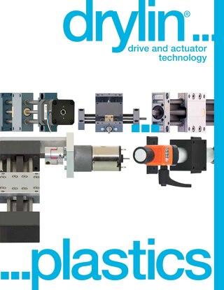 drylin linear actuator & motor 2021 catalog