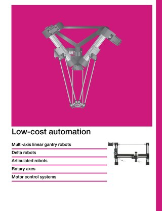 Low Cost Automation 2021 catalog