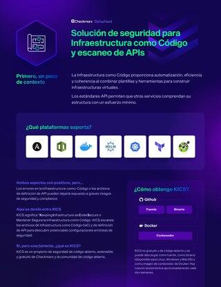 KICS Spanish - Datasheet July 2021