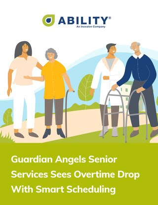 Guardian Angels Senior Services Sees Overtime Drop With Smart Scheduling