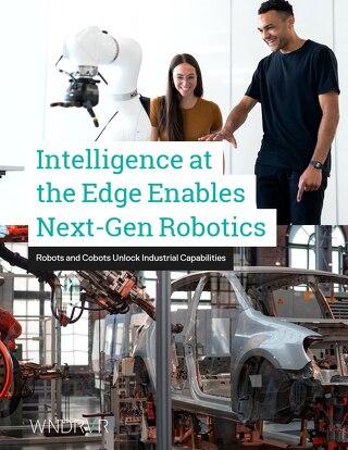 Intelligence at the Edge Enables Next-Gen Robotics
