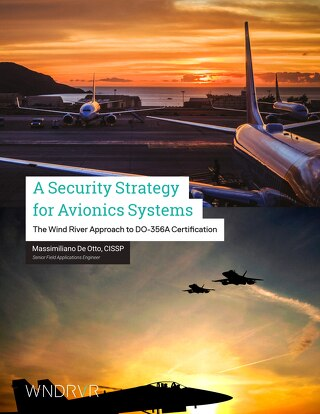A Security Strategy for Avionics Systems
