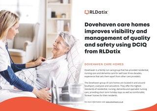Case Study: RLDatix DCIQ & Dovehaven Care Homes