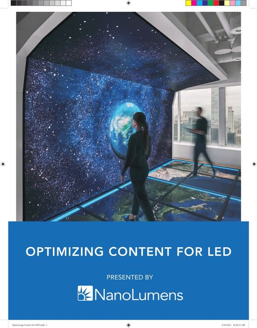Optimizing Content for LED