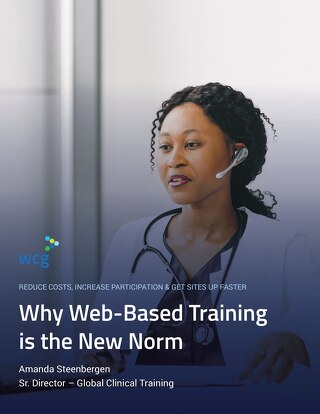 Why Web-Based Study Training is the New Norm for Clinical Trials