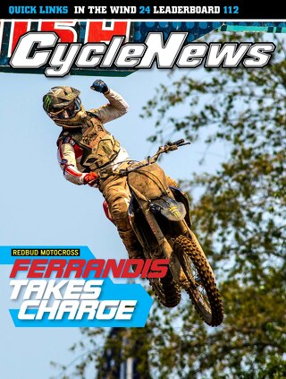 Cycle News 2021 Issue 27 July 7