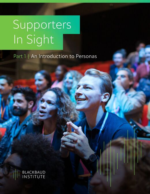 Supporters In Sight: An Introduction to Personas