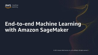 AWS Startup Accelerate: Amazon SageMaker Workshop