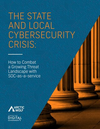 The State and Local Cybersecurity Crisis: How to Combat a Growing Threat Landscape with SOC-as-a-Service