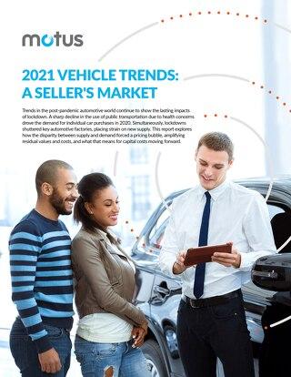 2021 Vehicle Trends Report
