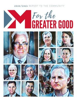 Macon Chamber Report 2020/2021