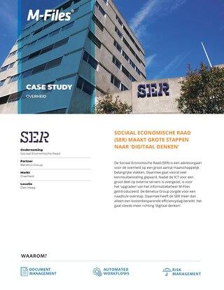 Case Study: Sociaal Economische Raad
