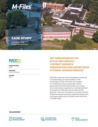 Case Study: NIZO