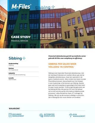 Case Study: Sibbing