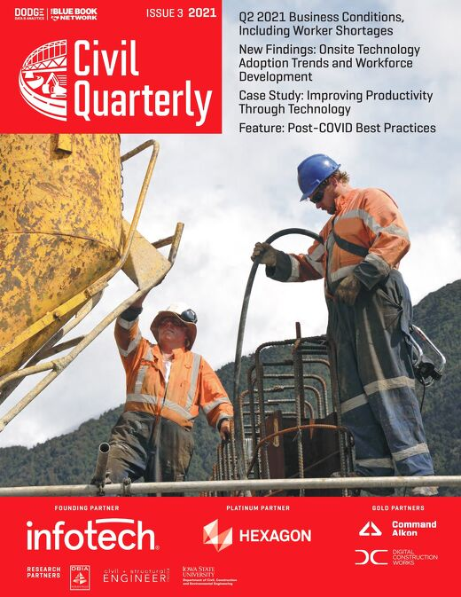 Dodge Data & Analytics Civil Quarterly Issue 3