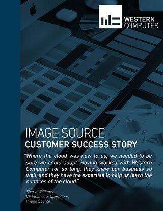Customer Success Story: Image Source