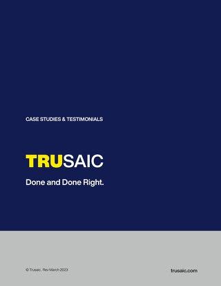 Trusaic Case Studies and Testimonials