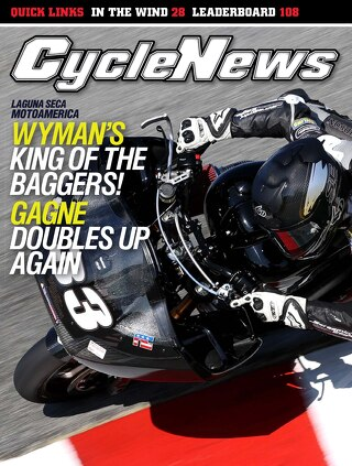 Cycle News 2021 Issue 28 July 13