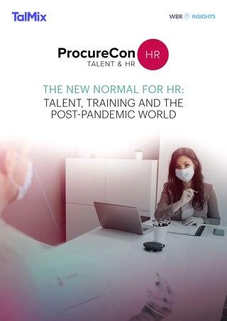 ProcureCon HR Report 2021