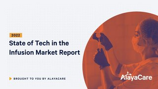 State of tech in the infusion market report