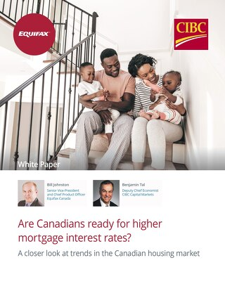 White paper : Are Canadians ready for higher mortgage interest rates?