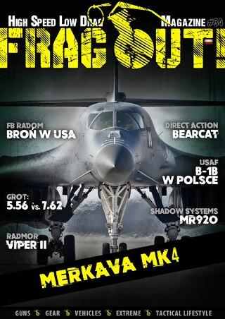 Frag Out! Magazine #34 PL
