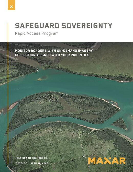 Rapid Access Program Border Brochure