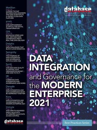 Data Integration and Governance for the Modern Enterprise 2021