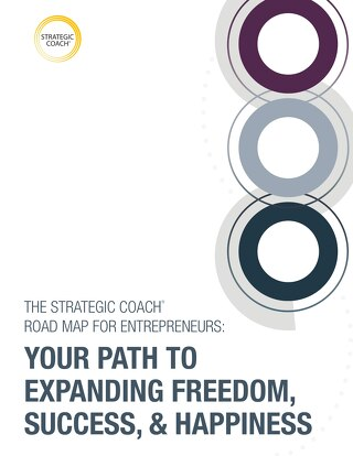 The Strategic Coach Road Map For Entrepreneurs