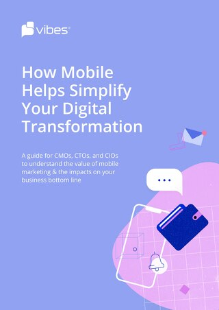 How Mobile Helps Simplify Your Digital Transformation Guide