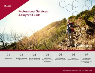 Buyers Guide to Professional Services