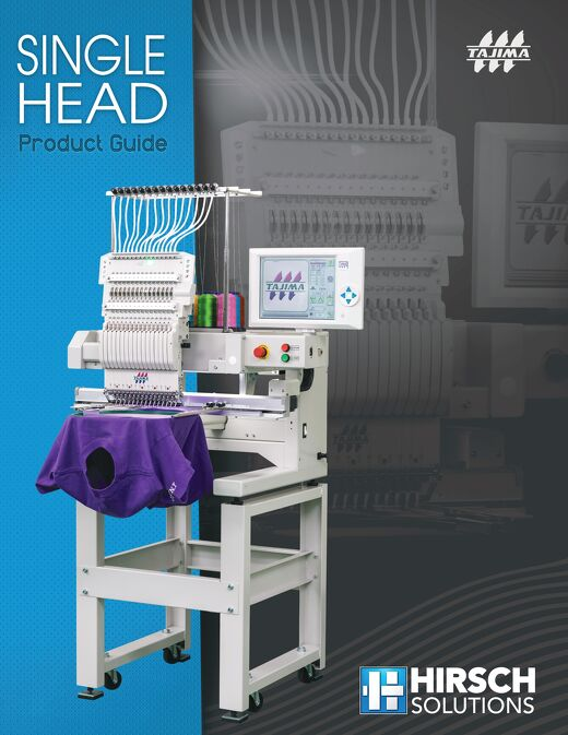Single Head Product Guide 2021