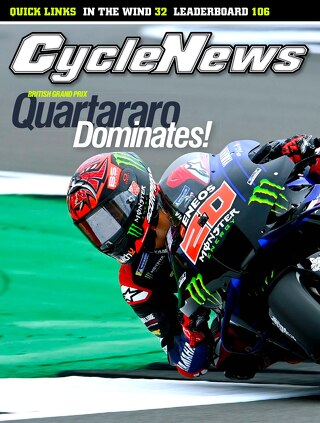 Cycle News 2021 Issue 35 August 31