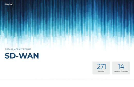 2021 SD-WAN Data Quadrant Report
